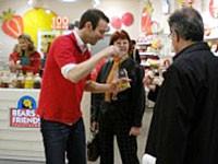 Fruchtgummi-Kette Bears & Friends präsentiert sich in der Virtuellen Franchise-Messe
