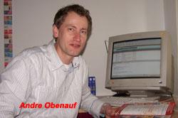 ticket com - André Obenauf und Marco Ruf, Leipzig