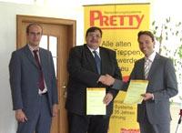 Pretty-Renovierungssysteme gewinnt neuen Franchise-Partner