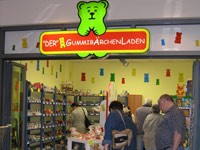 Der Gummibärchenladen: Vier Franchise-Eröffnungen seit Jahresbeginn