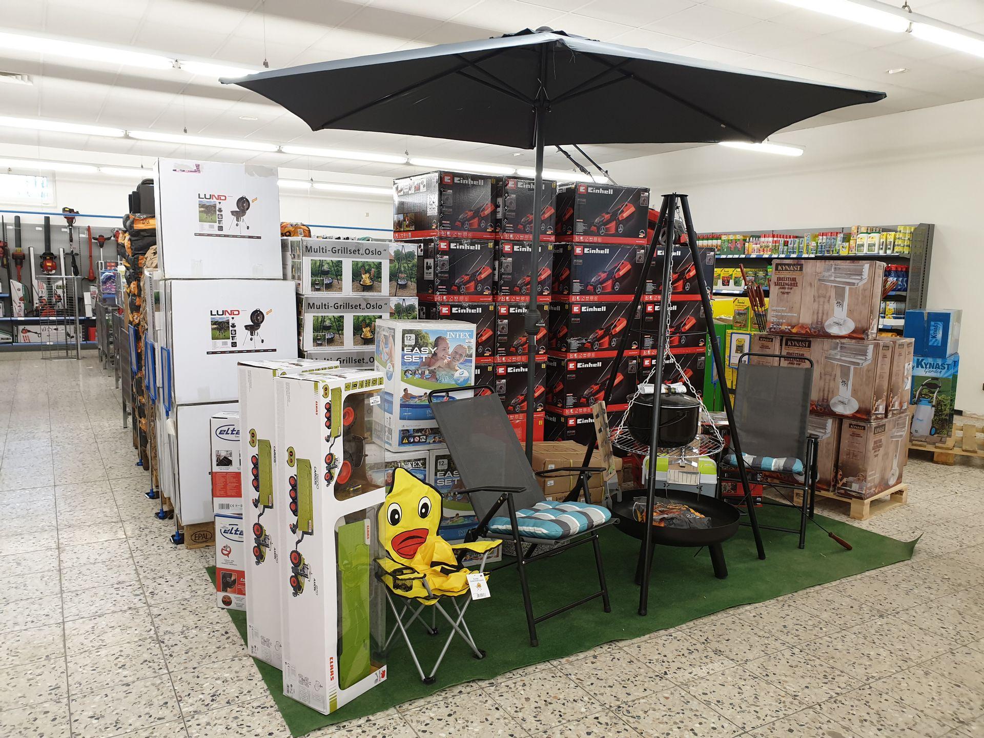 Erster BAUAKTIV Discount Baumarkt in Falkenstein erfolgreich eröffnet