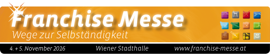 Messeinformation - Franchise-Messe in Wien