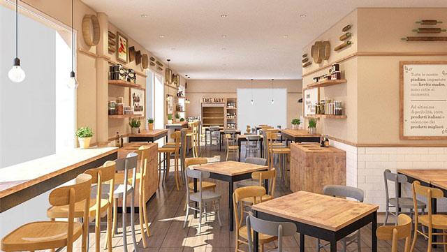Erfolgreiches Piadine-Konzept aus Italien: Mit dem Gastronomie-System GianGusto in der Schweiz durchstarten