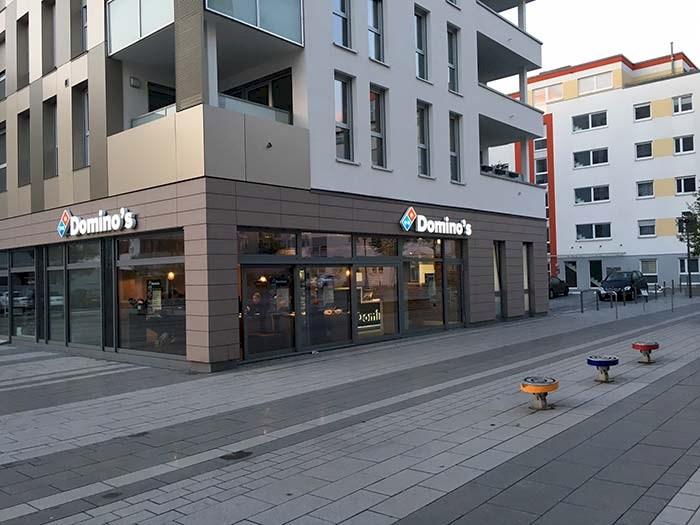 Domino's serviert künftig Pizza & Co in Böblingen
