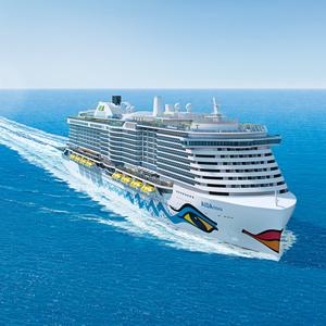 HYPOXI an Bord des neuen Kreuzfahrtschiffes AIDAnova