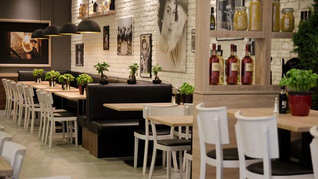 Gastronomie-Franchise-System Ciao Bella fokussiert auf Flughafengastronomie und will ins Ausland