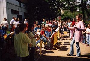 Musikschule Fröhlich feiert 5-jähriges Jubiläum