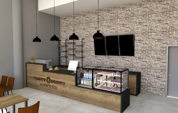Tasty Donuts & Coffee erscheint bald in ganz neuem Glanz