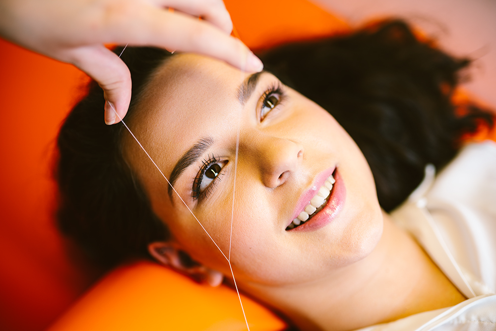 "Augenbrauen mit WOW-Effekt dank Threading: WAX IN THE CITY startet ""Brow Experience"""