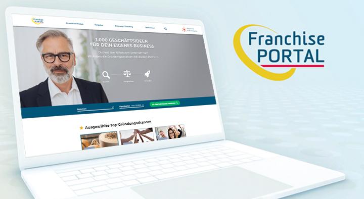 FranchisePORTAL: Eine Website wird zum Gattungsbegriff