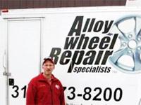 US-Franchise-System Alloy Wheel Repair plant Deutschlandexpansion