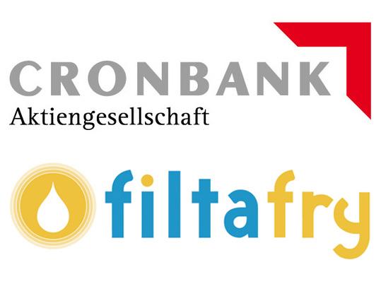 FiltaFry startet Zusammenarbeit mit der CRONBANK