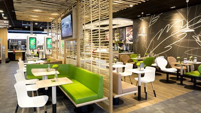 Franchise-System McDonald's Österreich meldet Rekordumsatz