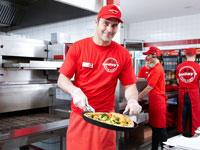 Jetzt in der Virtuellen Franchise-Messe: das Lieferdienst-Konzept Smiley's Pizza Profis