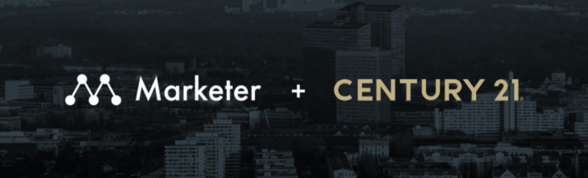Wertvolle Kooperation zwischen CENTURY 21 + Marketer