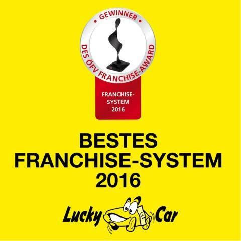"""""""Bestes Franchise-System 2016"""" in Österreich!"""