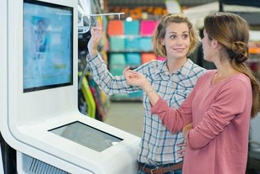 Mit digitalen Werbeträgern zum Erfolg - als Lizenzpartner des jungen Schweizer Unternehmens LH-Innovations