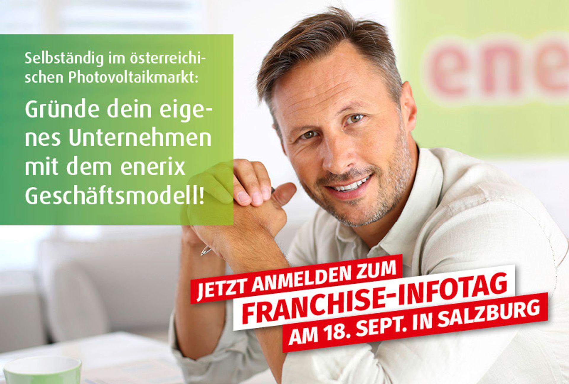 Enerix sucht neue Franchisepartner für Österreich