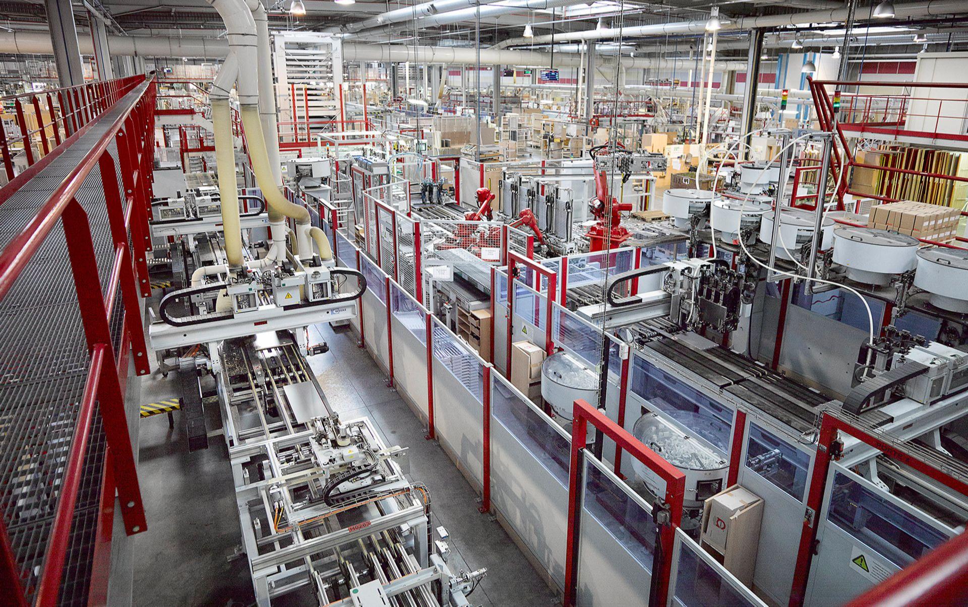 Küchenstudio-Franchise-System: Schmidt Groupe baut Produktionskapazitäten aus
