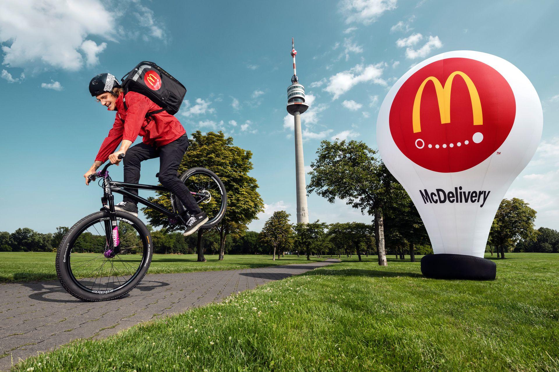 30.01.2020 McDonald's Österreich erzielt Rekordergebnis