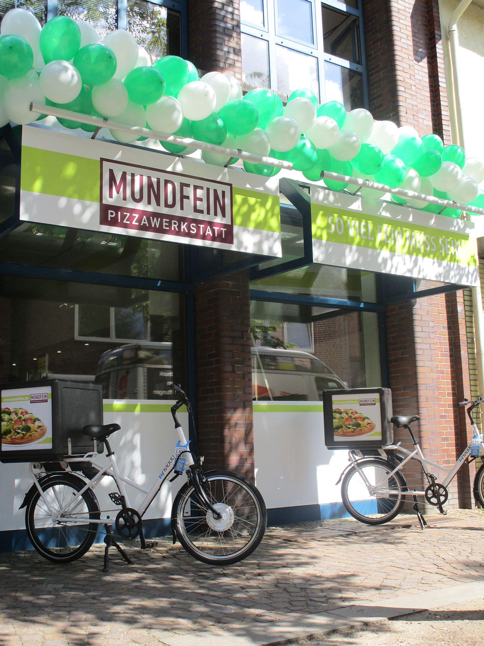MUNDFEIN Pizzawerkstatt Ahrensburg unter neuer Leitung