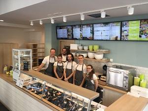 Vier neue Restaurants bis Jahresende: Franchise-Konzept Salädchen wächst auf 14 Standorte