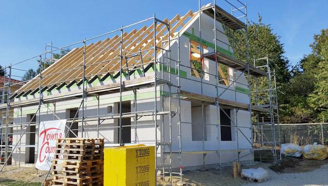 Franchise-System Town & Country Haus: 2018 brachte mehr gebaute, aber weniger verkaufte Häuser