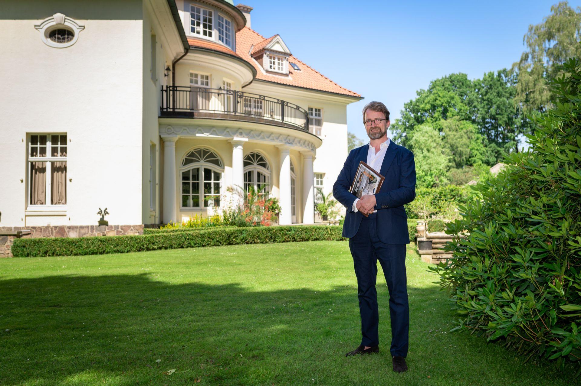 Interview mit Johann Christian von Donner