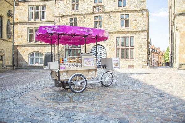Das Waffle-Bike Team geht auf große Deutschland Tour!