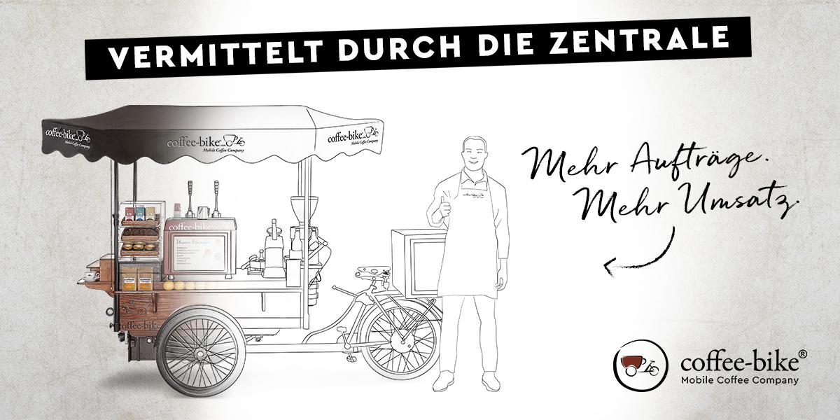 Coffee-Bike: Wie Sie mit unserem Konzept erfolgreich werden