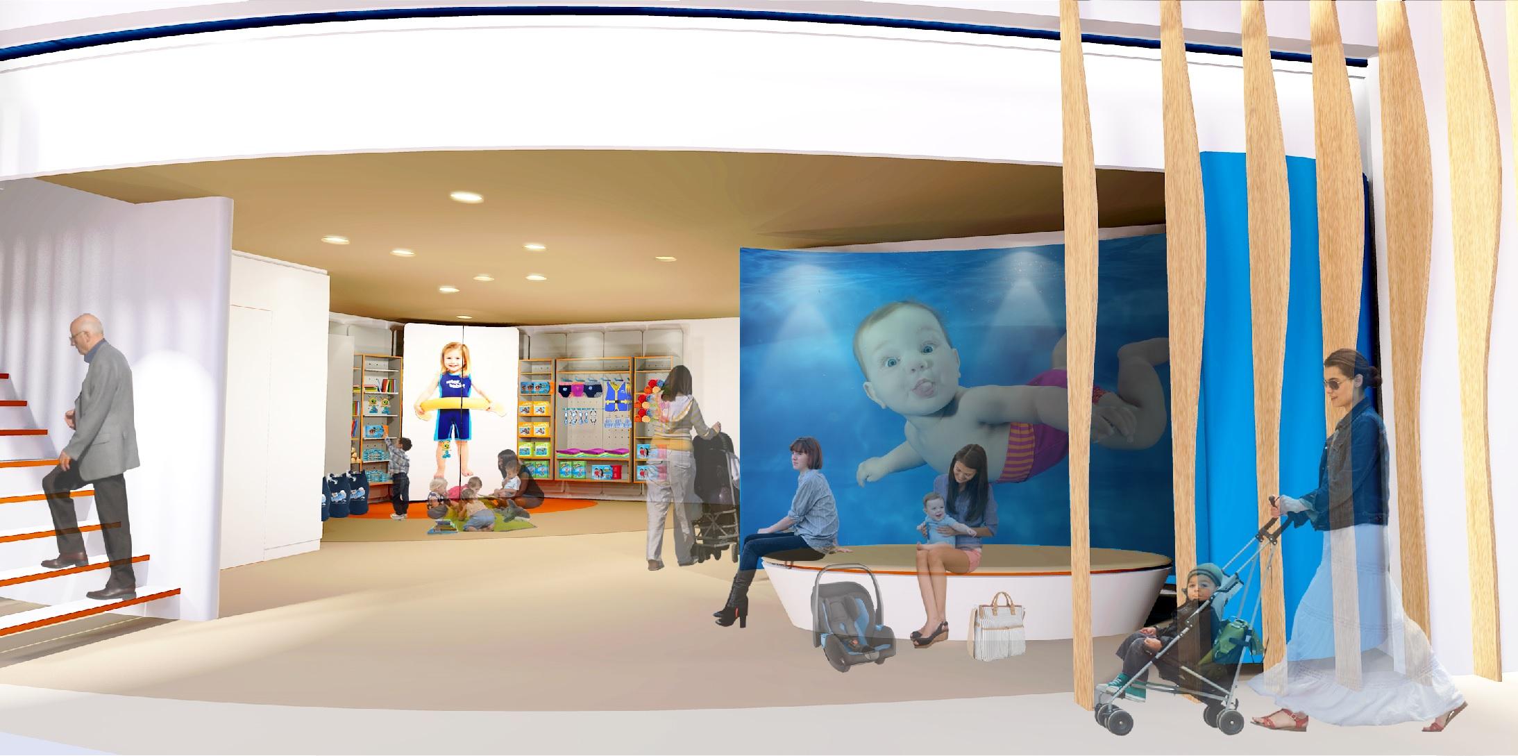 Water Babies jetzt in Deutschland etabliert