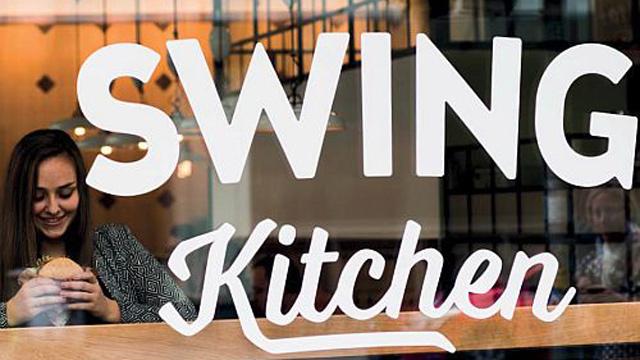 Veganes Burger-Franchise-System: Swing Kitchen eröffnet vierten Wiener Standort