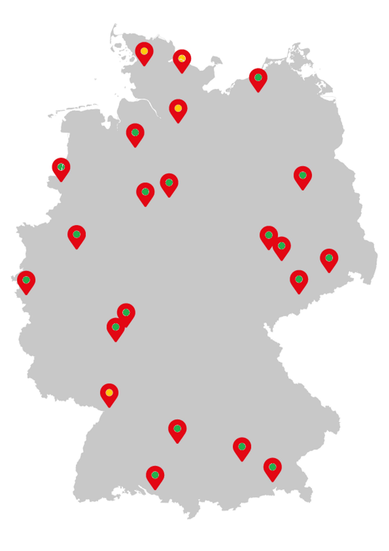 Endspurt 2020 /Aussicht 2021 / Neue Standorte aber noch ordentlich Platz!