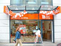 SB-Bäckerei-Kette Back König präsentiert sich in der Virtuellen Franchise-Messe
