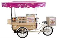 Waffle-Bike: Gründer des erfolgreichen Coffee-Bike-Konzepts mit neuem mobilen Angebot