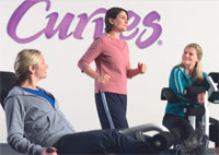 Curves: Fitness-Franchising expandiert in Deutschland