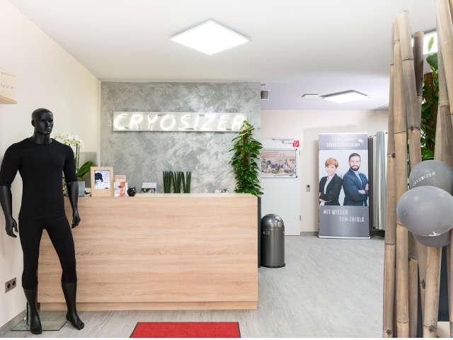 Nach nur 5 Monaten: Frankfurter CRYOSIZER-Partner eröffnet 2. Club
