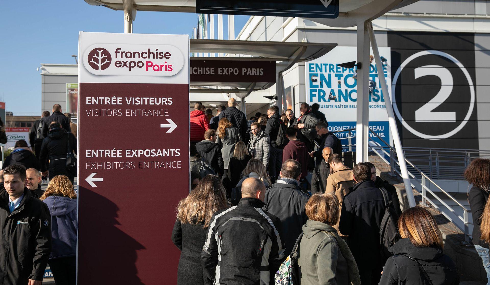 Ab Sonntag in Paris: die größte Franchise-Messe Europas