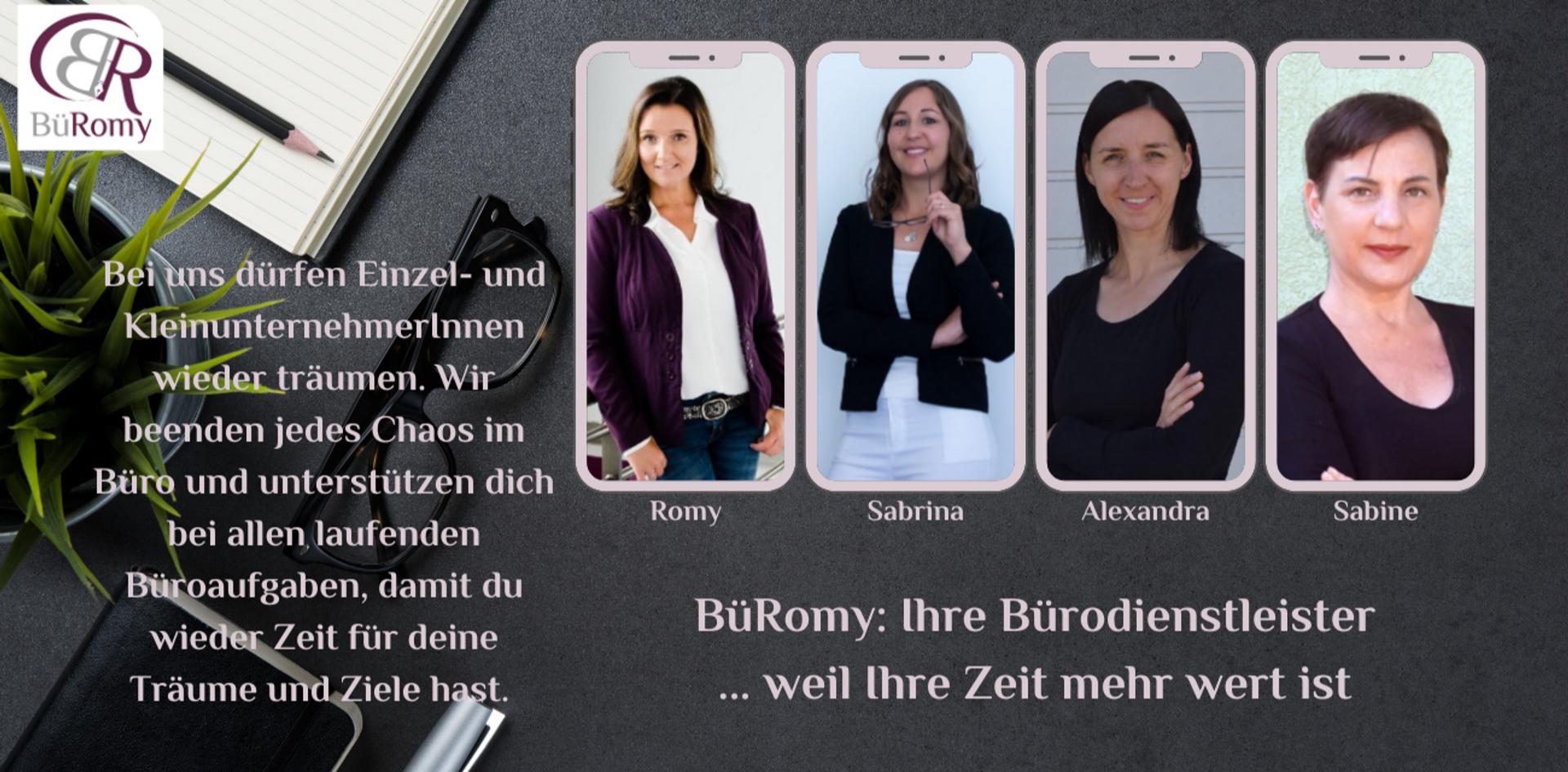 BüRomy-4-Wochen-Sprint